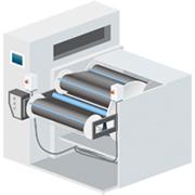 薄膜等的卷繞裝置實施張力控制、卷繞速度控制等,實現高精度的模擬量控制