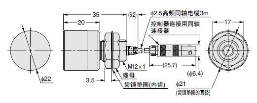 一套型号为GP-XC3S(-P)、GP-XC5S(-P)以及传感器GP-X3S、GP-X5S是符合进出口贸易管理条例(出口条例)附表第1 2项(12)2的规定。br />同时型号为GP-XC3S(-P)、GP-XC5S(-P)是控制器的内部程序应符合国外出口条例(出口条例)附表 2项(1)的规定。。 因而、本系列在向日本国外输出的时候、根据国外出口条例以及出口国外贸易法相关规定,必须得到日本经济大臣的认可。
